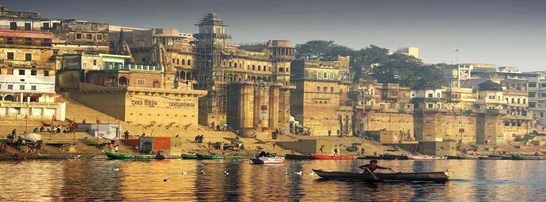 Les Ganges : Rivière et Déesse