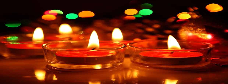 Deepawali : Fête des Lumières (Le 6 Nov. - Le 10 Nov. 2018)