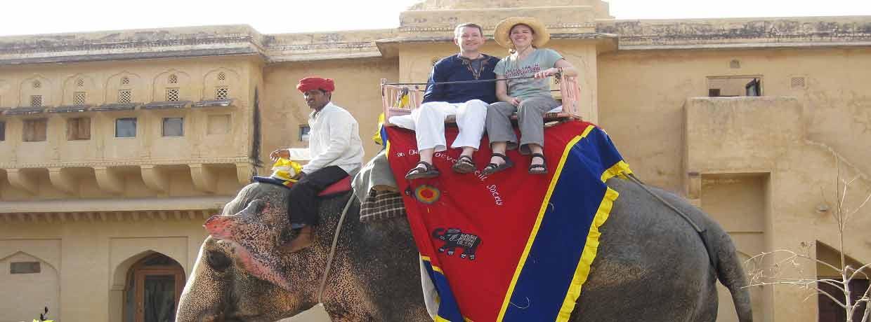 Voyage de noces à Paris de l'Inde : Jaipur