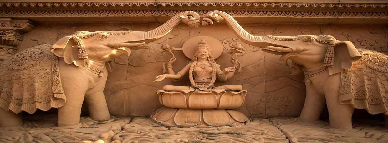 Gujrat spirituel : Les temples Akshardham, Dwarkadhish, Somnath